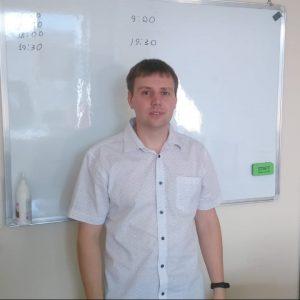 Андрей Эдуардович Калмогоров